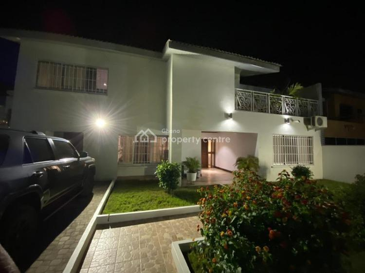 4 Bedroom House, Cantonments, Accra, Detached Duplex for Rent