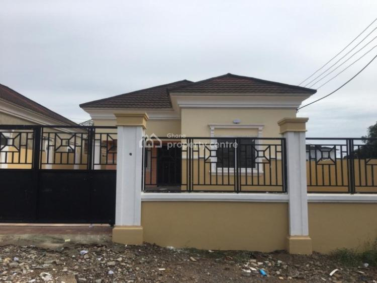 an Executive 2 Bedrooms, Ashongman Estate, Ga East Municipal, Accra, House for Sale