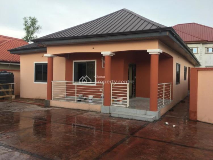 an Executive 3 Bedrooms House, Lakeside Estate Ashley Botwe, Ga East Municipal, Accra, House for Sale