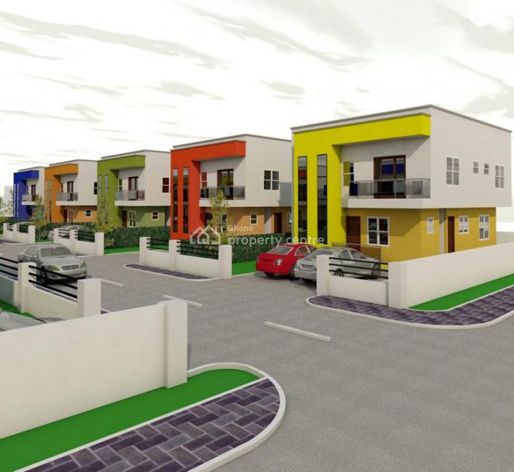 4 Bedroom Townhouse, Appolonia City, Accra Metropolitan, Accra, House for Sale