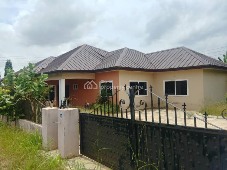 4 Bedroom Semi Detached House, Nmai Dzorn, Mataheko, Tema, Accra, House for Sale
