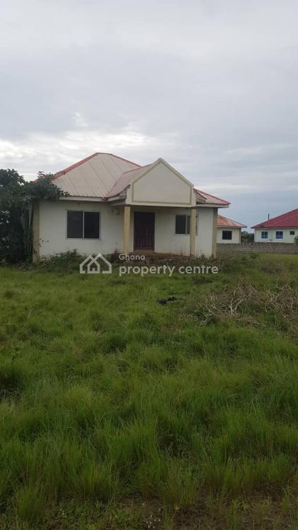 2 Bedroom Detached House, Ayikuma, North Dayi, Volta Region, House for Sale