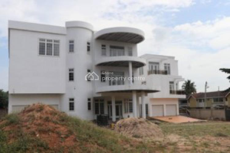 an Executive 5 Bedroom and 5 Boys Quarters, Ambassadorial Area, East Legon, Accra, House for Sale