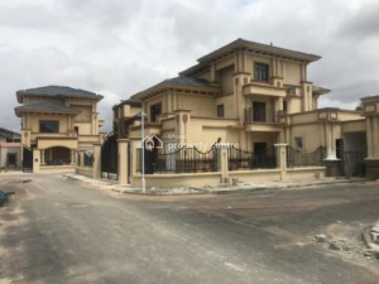an Executive 5 Bedrooms House, Gated Community, East Legon, Accra, House for Sale