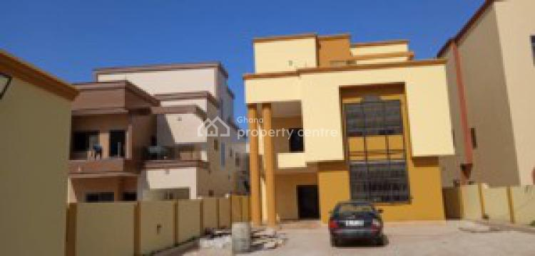 an Executive 5 Bedrooms House with 2 Bedrooms Boys Quarter, Embassidoral, East Legon, Accra, House for Sale