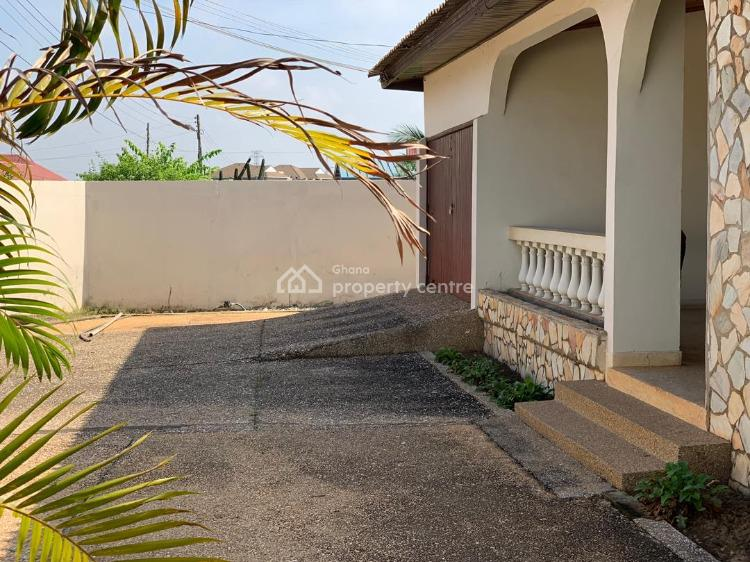 3 Bedroom House with 2 Boys Quarters, East Legon (okponglo), Accra, Detached Bungalow for Sale