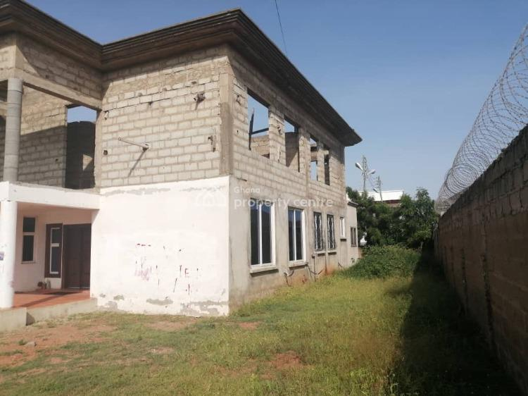 Grand Partly Completed 4 Bedroom House, Lakeside Estate, La Nkwantanang Madina Municipal, Accra, Detached Bungalow for Sale