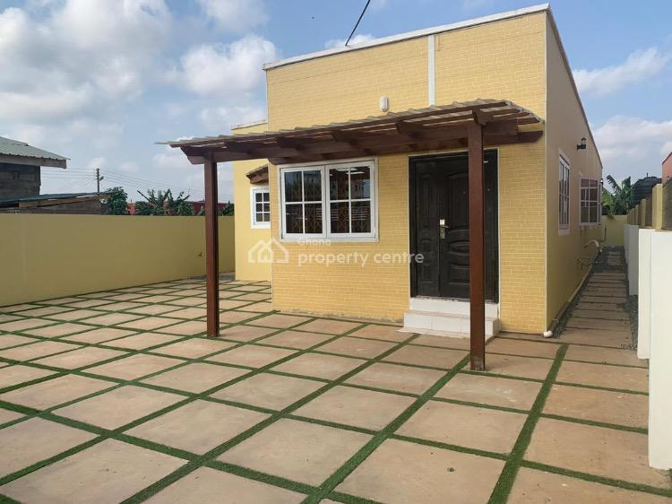 Modern 4 Bedroom with Study, Abokobi, Adenta, Adenta Municipal, Accra, Detached Bungalow for Sale