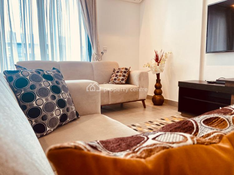 2 Bedroom Furnished Apartment, North Labone, Accra, Self Contained (single Rooms) for Rent