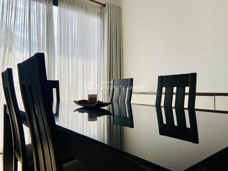 Furnished 2 Bedroom Apartment, North Labone, Accra, Self Contained (single Rooms) for Rent