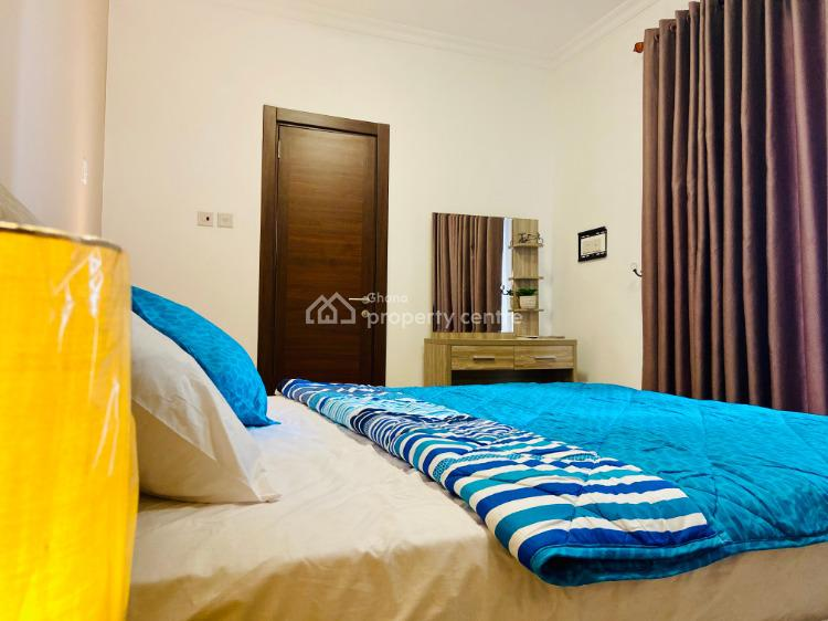 Fully Furnished 3 Bedroom Apartment, North Labone, Accra, Self Contained (single Rooms) for Rent