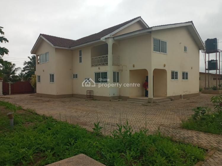5 Bedroom House on Two Plots of Land, North Legon - Ecowas Road, North Legon, Accra, House for Sale