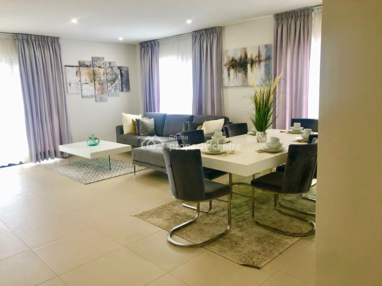 Unfurnished 2 Bedroom Apartment, East Legon, Accra, Self Contained (single Rooms) for Rent