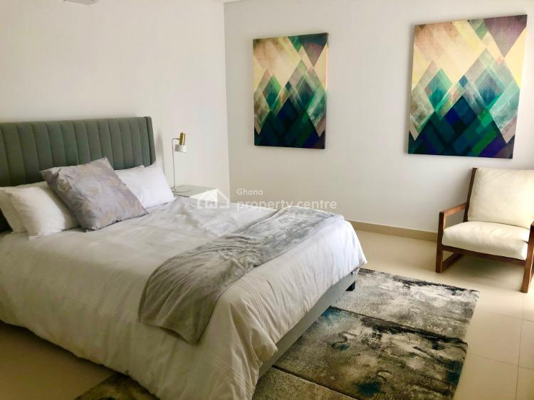 3 Bedroom Furnished / Unfurnished Apartment, East Legon, Accra, Self Contained (single Rooms) for Rent