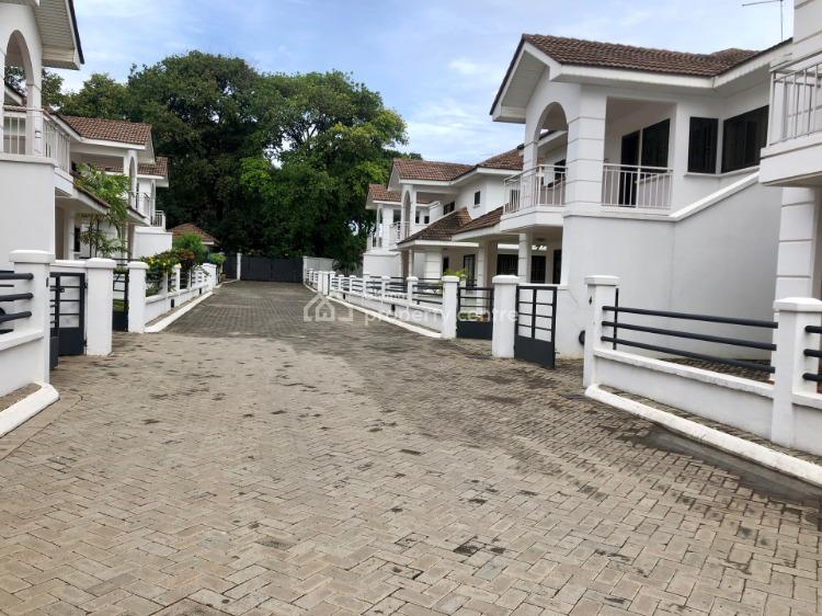 Luxury 4 Bedroom Townhouse, Cantonments, Accra, Detached Bungalow for Rent