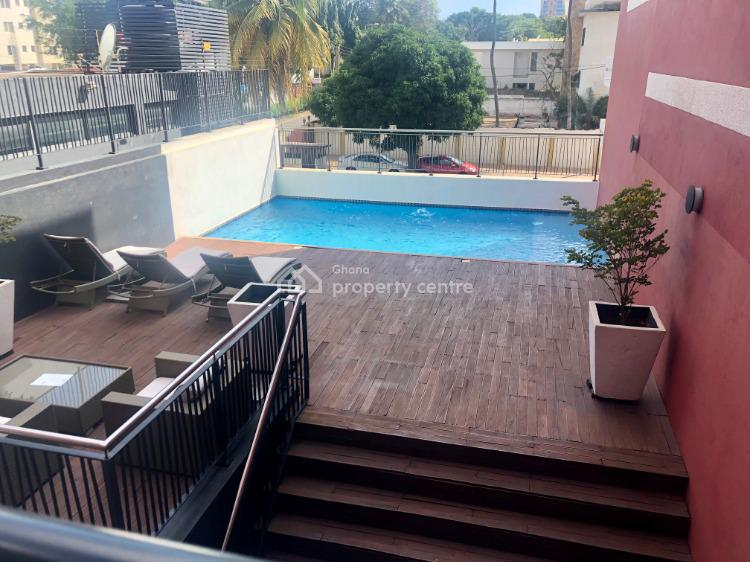 1 Bedroom Furnished Apartment in Ridge, North Ridge, Accra, Self Contained (single Rooms) for Rent
