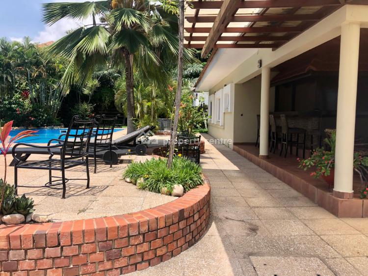 2 Bedroom Furnished Apartment in Ridge, North Ridge, Accra, Self Contained (single Rooms) for Rent