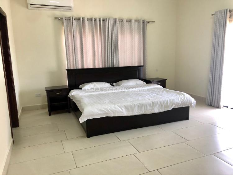 3 Bedroom Unfurnished Townhouse with Boys Quarters in Cantonments, Cantonments, Accra, Townhouse for Rent
