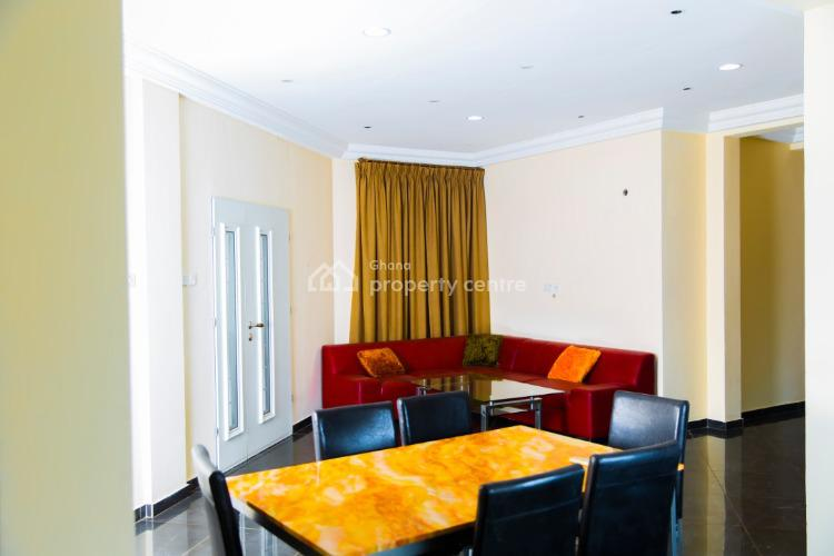 3 Bedroom Apartment in Ridge, North Ridge, Accra, Self Contained (single Rooms) for Rent