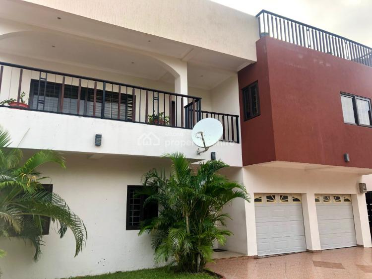 Fully Furnished 4 Bedroom Townhouse in Dzorwulu, Dzorwulu, Accra, Townhouse for Rent