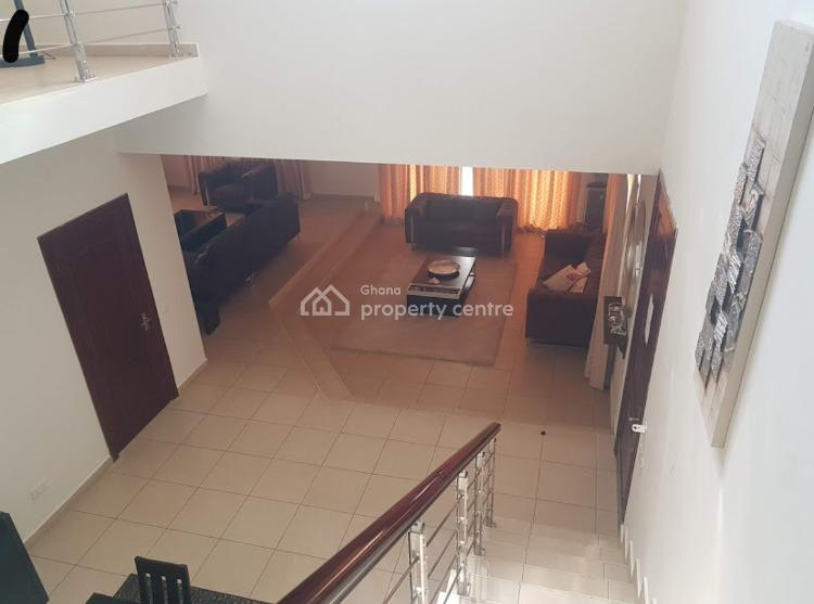 4 Bedroom Fully Furnished Apartment in Roman Ridge, Roman Ridge, Accra, Self Contained (single Rooms) for Rent