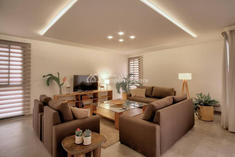 3 Bedroom Furnished Apartment in Airport Residential Area, Airport Residential Area, Accra, Self Contained (single Rooms) for Rent
