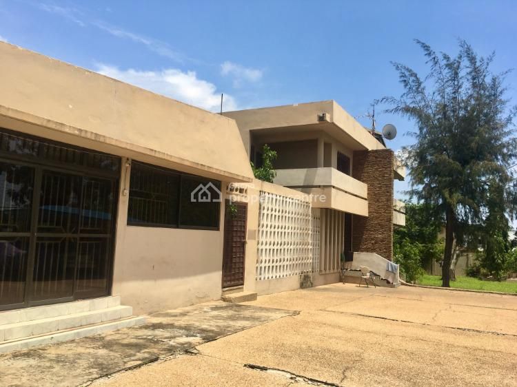 6 Bedroom House with 3 Bedrooms Boys Quarters in East Legon, East Legon, Accra, House for Rent