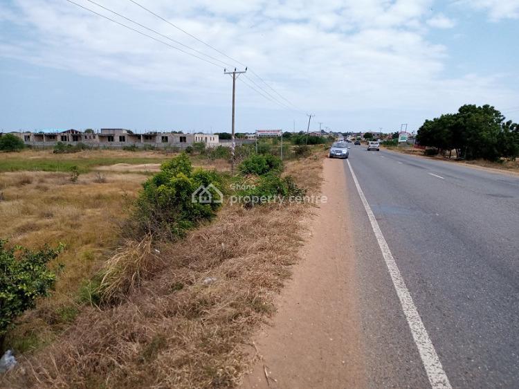 Acres of Land  at Prampram, Dawhenya, Tema, Accra, Residential Land for Sale
