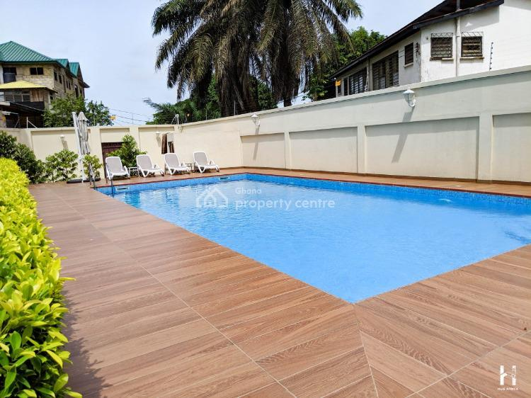 3 Bedroom Fully Furnished Apartment in Ringway Estate, Ringway Estate, Osu, Accra, Self Contained (single Rooms) for Rent