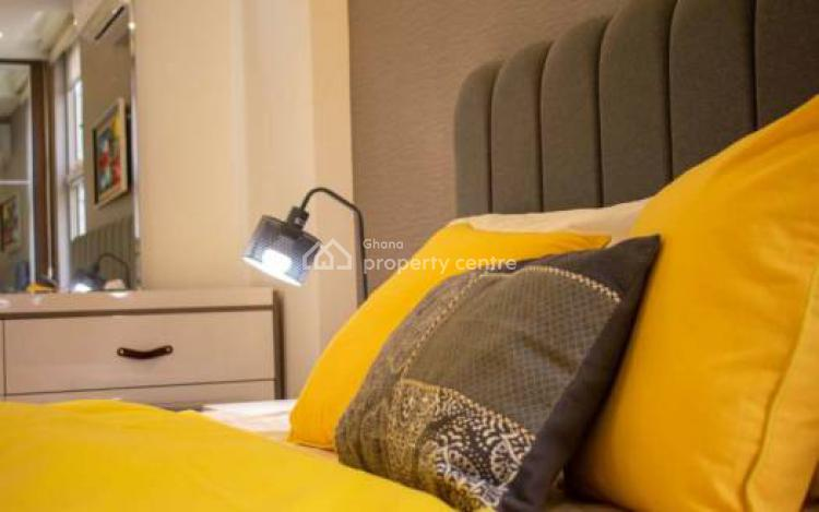 1 Bedroom Furnished Apartment, Ringway Estate, Osu, Accra, Self Contained (single Rooms) for Rent
