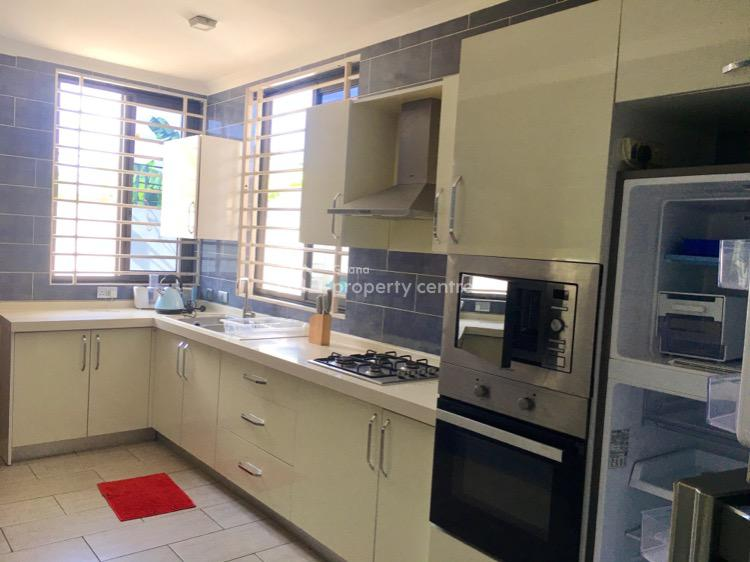 Furnished 4 Bedroom House in Adjiriganor, Adjiringanor, East Legon, Accra, House for Rent