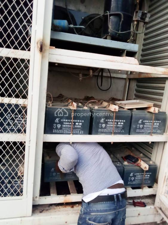 Coldstore Container, Tuba, Accra Metropolitan, Accra, Commercial Property for Sale