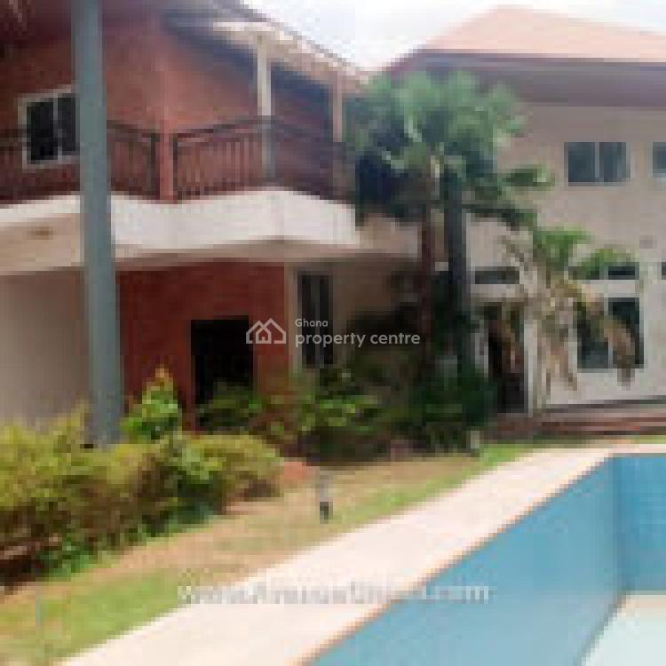 4 Bedroom House with 2 Bedroom Outhouse, Adjiringanor, East Legon, Accra, House for Sale