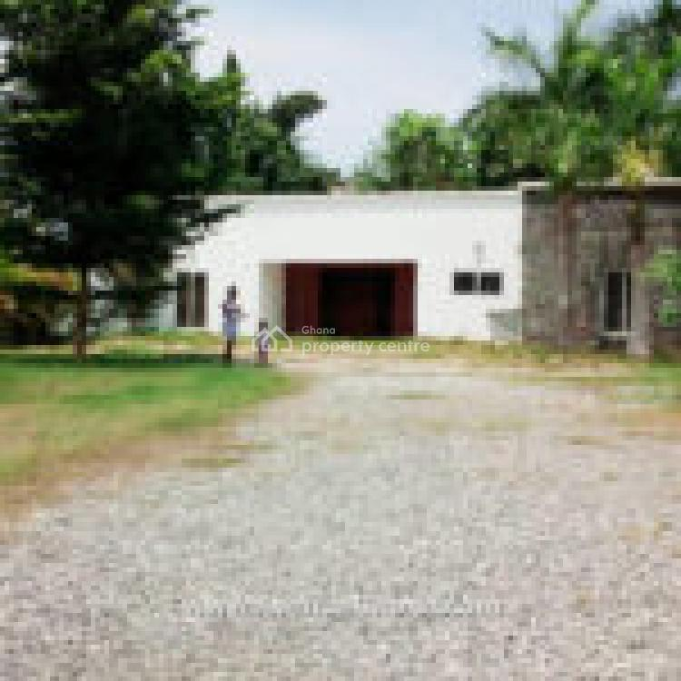 3 Bedroom House with 2 Bedroom Outhouse, Dzorwulu, Accra, House for Rent