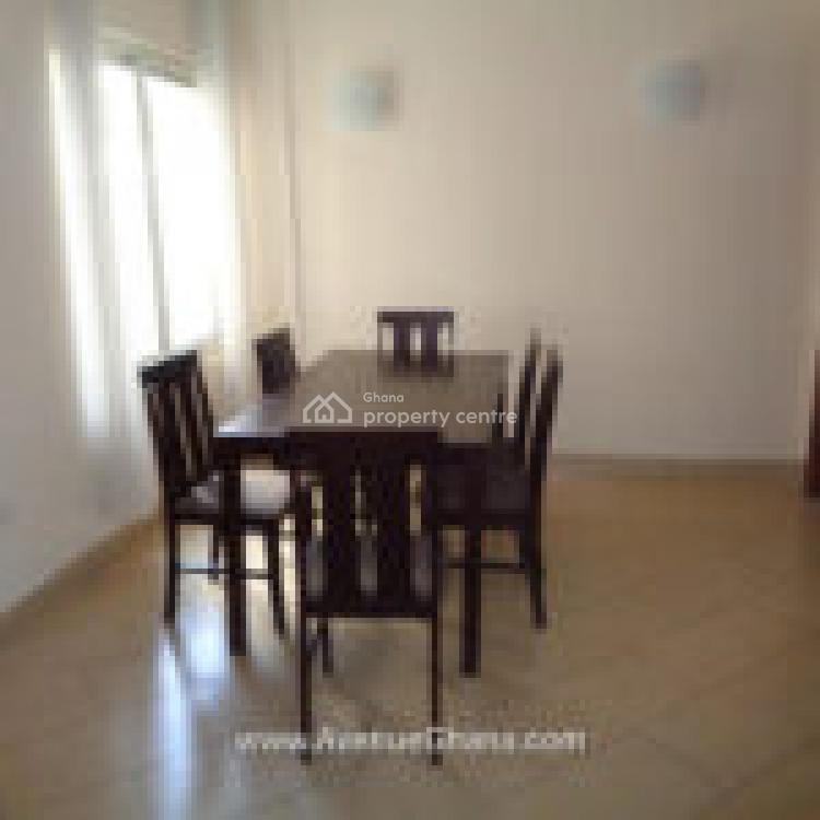 3 Bedroom Fully Furnished Apartment, Near The Us Embassy, Cantonments, Accra, Apartment for Rent