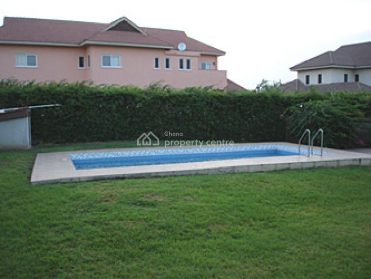 5 Bedroom Mansion and 2 Rooms Out-house with Swimming Pool, Trassacco, East Legon, Accra, House for Rent