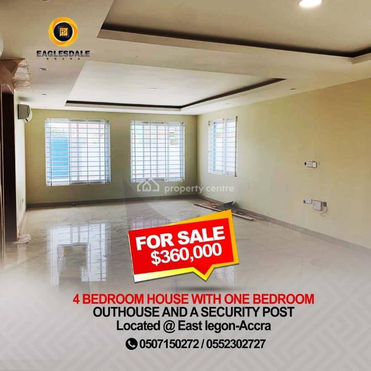 4 Bedroom Detached House, East Legon, Accra, Detached Duplex for Sale