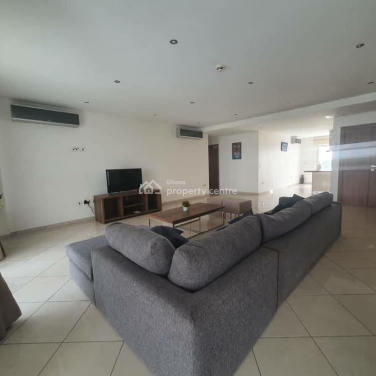 3 Bedroom Apartment, Independence Avenue, North Ridge, Accra, Apartment for Sale