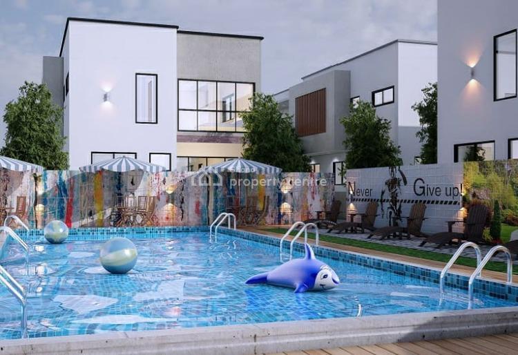 4 Bedroom  Semi-detached Townhouse, Cantonments, Accra, Semi-detached Duplex for Sale