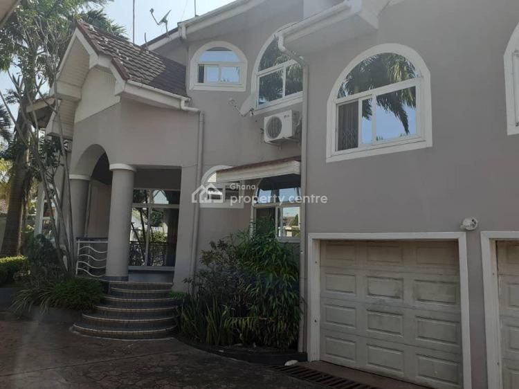 5bedrooms House Plus Boys Quarters and Swimming Pool, East Legon, Accra, Townhouse for Rent