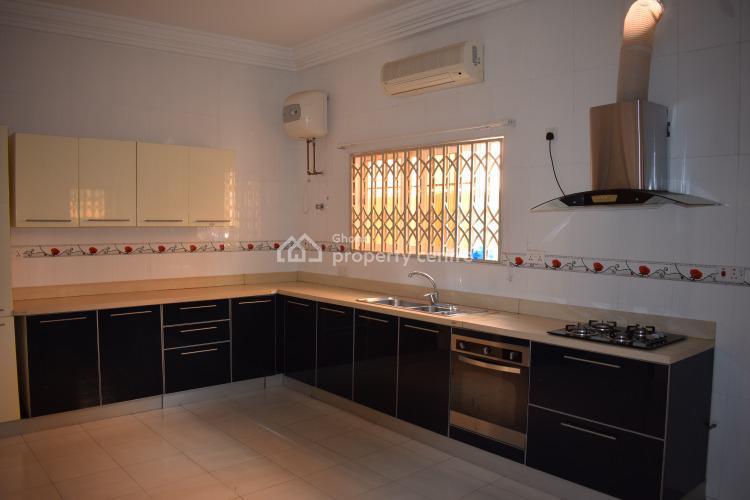 5 Bedroom Beautiful House, Adjiringanor Road, East Legon, Accra, Detached Duplex for Rent