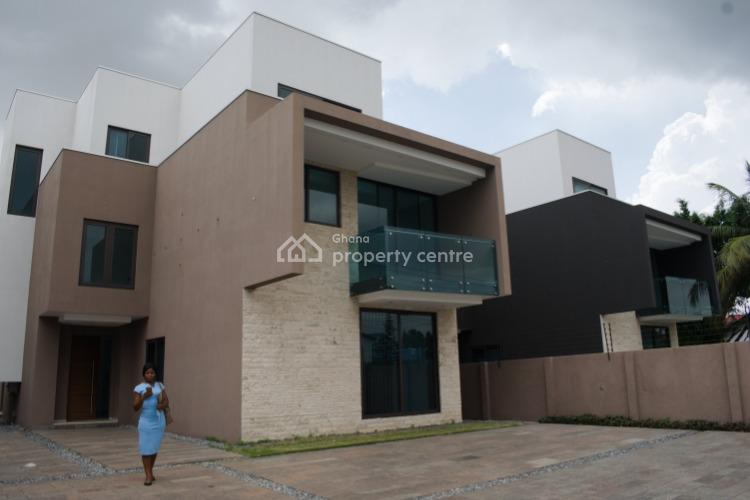 4 Bedroom Contemporay House, Djanie Road, East Legon, Accra, Detached Duplex for Rent