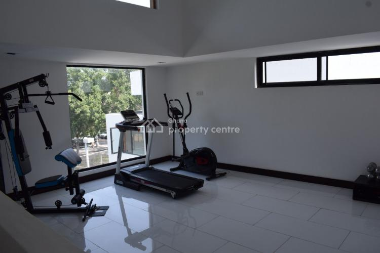 5 Bedroom Contemporary House, Embassy Road, Cantonments, Accra, Townhouse for Sale