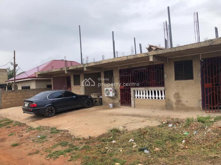 3 Chamber & Hall Self-contain at Ofankor, Accra Metropolitan, Accra, Townhouse for Sale