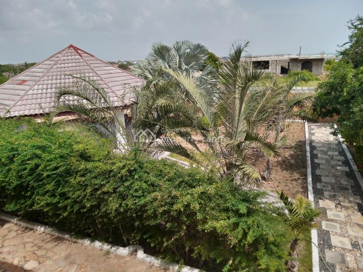 3 Bedroom with Two Outhouse Mansion, 5 Rooms in All +greens + Sea View, Tema Dawenya Afienya, Ningo Prampram District, Accra, House for Rent