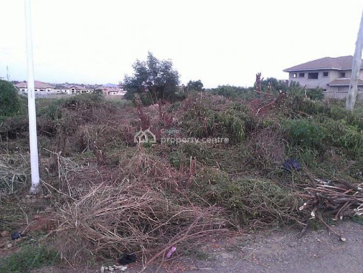 Land at Developed Area at Cantonments, Circular Road, Cantonments, Accra, Residential Land for Sale