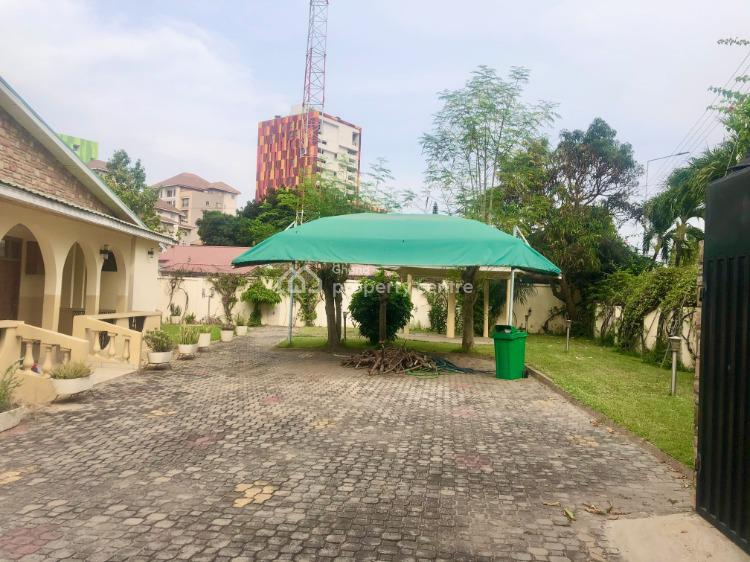 Large Property at Airport West, West Airport, Airport Residential Area, Accra, Detached Bungalow for Rent