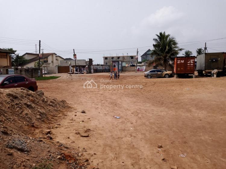 Old Property on 2plots of with Land Title Certificate  at Teshie-accra, Teshie-nungua Estates, Accra, Mixed-use Land for Sale