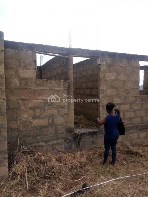 4 Bedroom Uncompleted Building, Kasoa Amanfrom Tomefa Hide Out, Ga West Municipal, Accra, Block of Flats for Sale