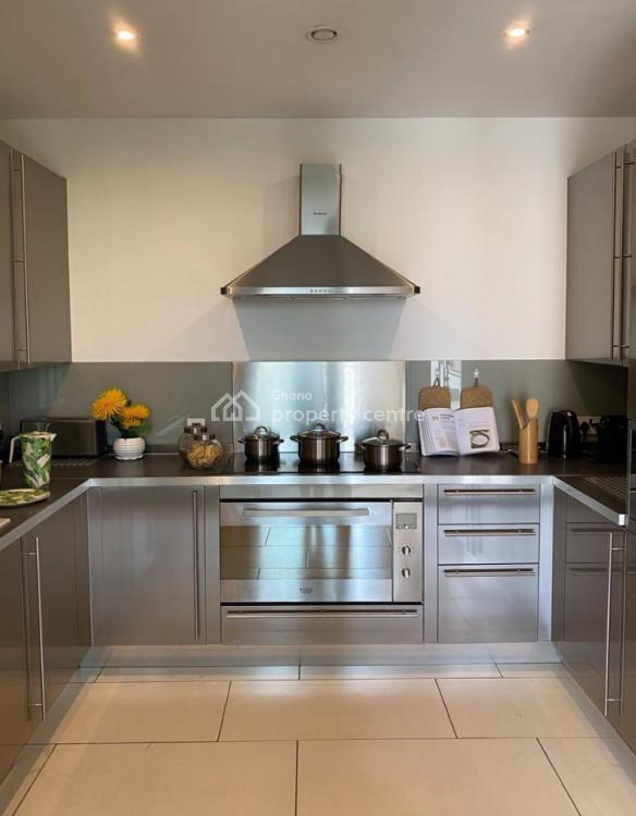 Luxury 3 Bedroom Apartment, West Airport, Airport Residential Area, Accra, Apartment for Rent